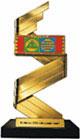 Goldenes CMA Gütezeichenband