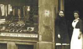 Seit 1902 stellen wir Fleisch- und Wurstwaren in München mit großer Sorgfalt und Leidenschaft her
